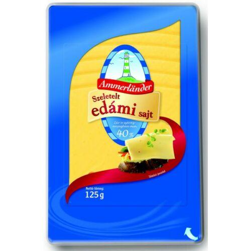 Eidami sajt szeletelt 125g Ammerland 5756