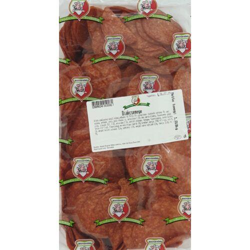 Gastro diákcsemege szalámi szeletelt vf. cca. 1kg Bognár