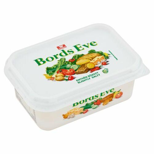 Bords Eve enyhén sózott csökkentett zsírtartalmú margarin 250g 3058