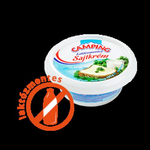 Camping tégelyes sajt laktózmentes 125g 3312