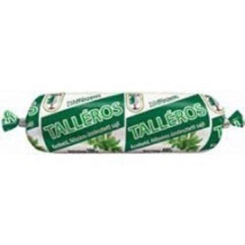 Talléros sajt zöldfűszeres 100g 4337