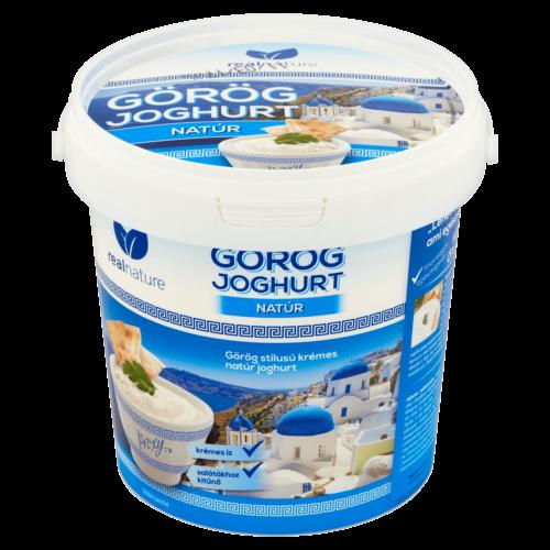 görög natúr joghurt mastermarket