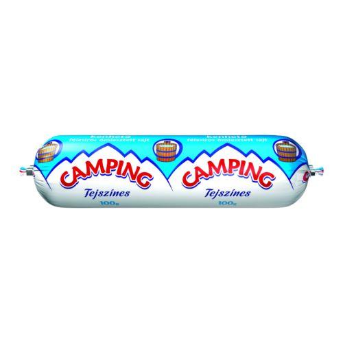 Camping Tejszínes kenhető félzsíros ömlszetett sajt 100 g 3319