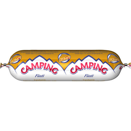 Camping Füsti kenhető félzsíros ömlesztett sajt 100 g 3316