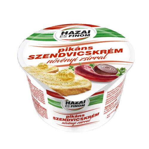 Hazai és Finom Szendvicskrém Pikáns 200gr 7512