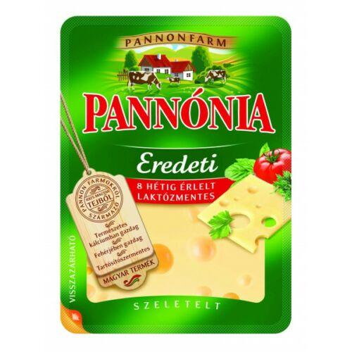 Pannónia sajt  eredeti szeletelt 125g 8389