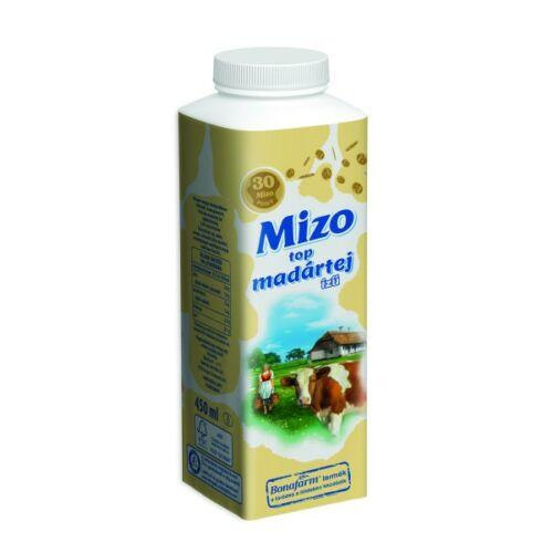 Mizo Top madártej ízű tej 450ML 6023