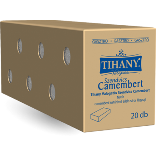 Camembert sajt szendvics Tihany / kg 4117