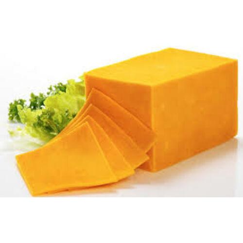 Ír Cheddar vörös sajt cca 1kg 2556