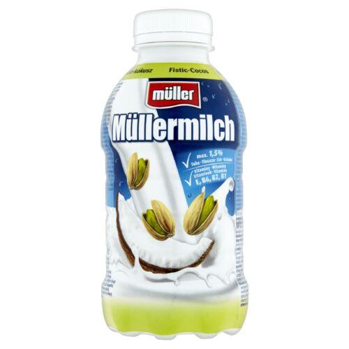Müller tej pisztácia - kókusz 400ml 5772