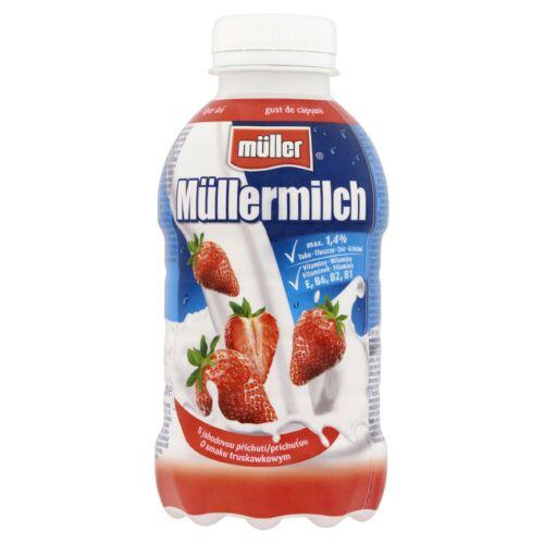 Müller tej eper 400ml 5768