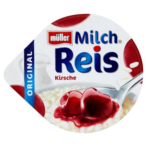 Müller tejberizs 200g meggy 5703