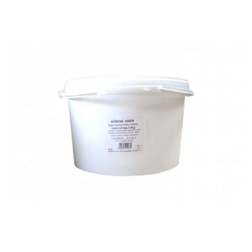 Kőrösi krémfehér hordós 3,5kg 4300