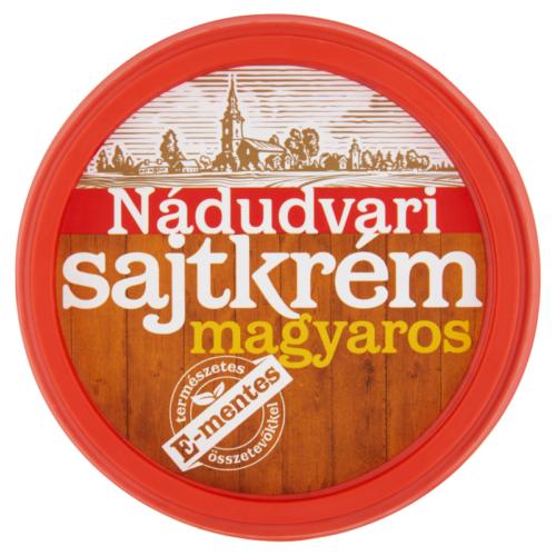 Sajtkrém magyaros150g Nádudvar 2627