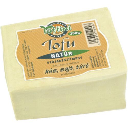 Tofu zacskós 300g Naszálytej 5339