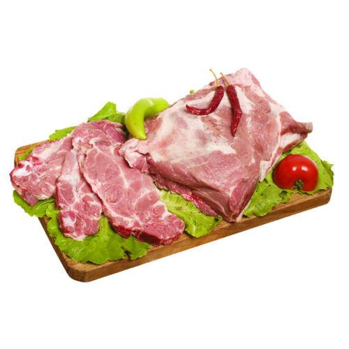Friss sertés tarja csont nélkül cca. 2kg-10kg vcs