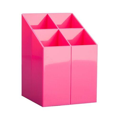 Írószertartó ICO rózsaszín