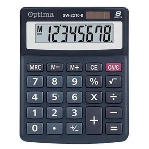 Számológép asztali OPTIMA SW-2210A 8 digit