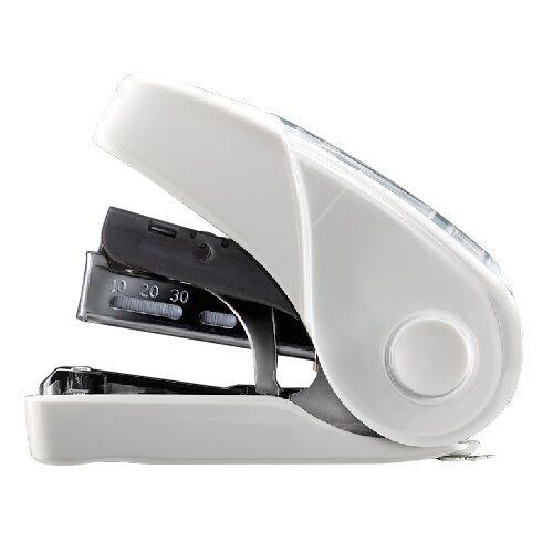 Tűzőgép MAX HD-10FL3 lapos tűzés asztali 20 lap No.10 fehér