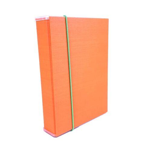 Füzetbox COLOR A/5 narancs