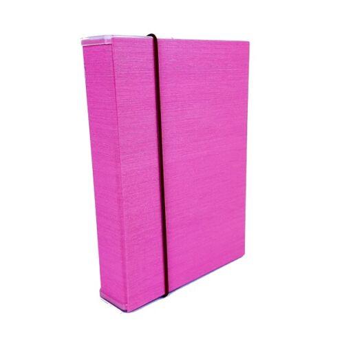 Füzetbox COLOR A/5 pink
