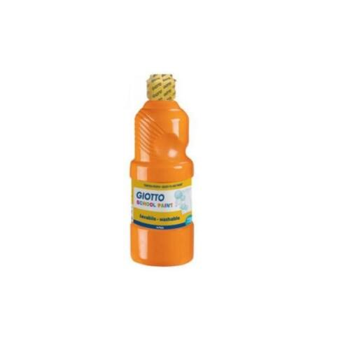 Tempera GIOTTO 500ml narancs