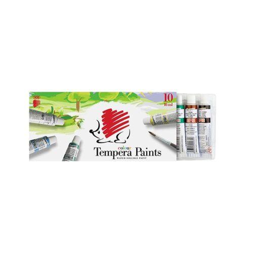 Tempera ICO Süni 16ml 10db-os készlet
