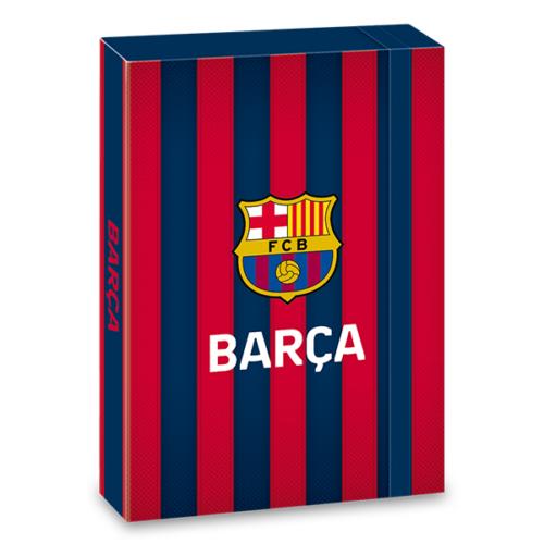 Füzetbox ARS UNA A/4 FC Barcelona 1