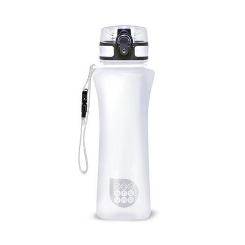 Kulacs ARS UNA műanyag BPA-mentes 500 ml matt fehér