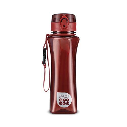 Kulacs ARS UNA műanyag BPA-mentes 500 ml piros