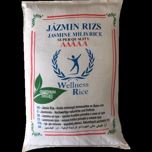 Jázmin rizs AAAAA 20 kg