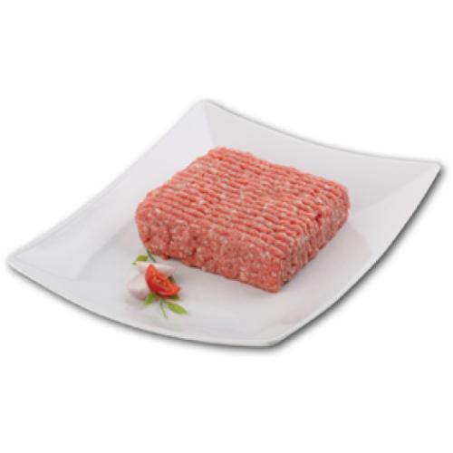 Friss borjú darálthús 70%-os, vgázban 700g egal.
