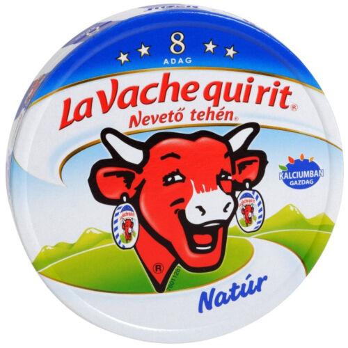 LA VACHE QUI RIT ömlesztett sajt natúr 120g