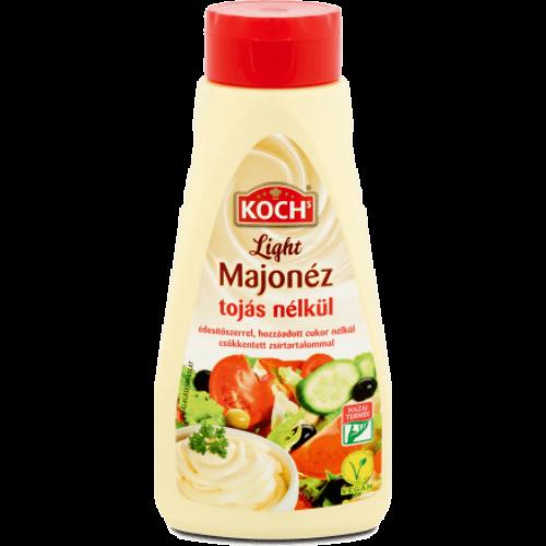 Koch's Light majonéz tojás nélkül 450 g
