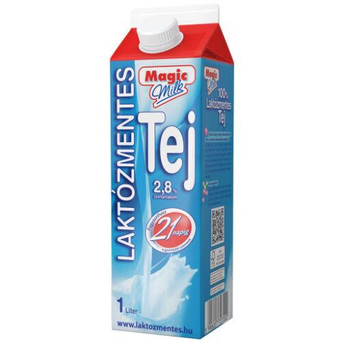 Magic Milk Laktózmentes friss dobozos tej 2,8% 1/1 5347