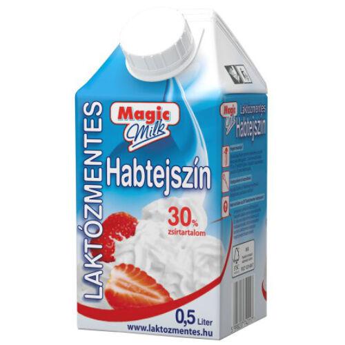 Magic Milk Laktózmentes UHT habtejszín 30% 500ml 5338