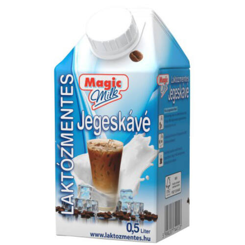 Magic Milk Laktózmentes UHT jegeskávé 500 ml 5360