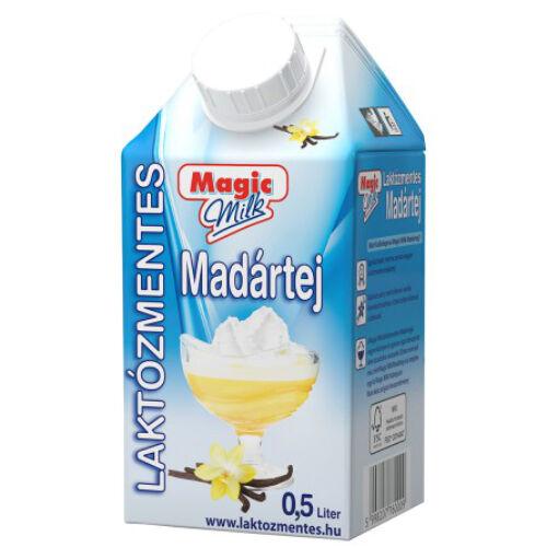 Magic Milk Laktózmentes UHT madártej 500 ml 5361