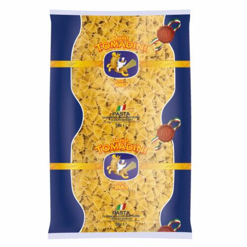 Tomadini száraztészta masni/FARFALLE 5kg