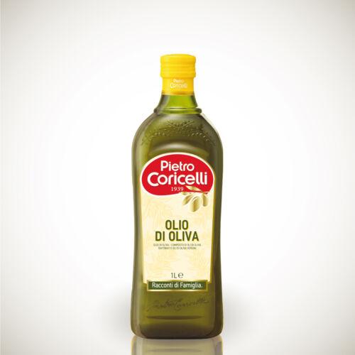 "Pietro Coricelli extra szűz olíva olaj ""Pure"" 1l"