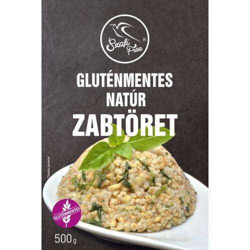Szafi Free gluténmentes natúr zabtöret 500 g