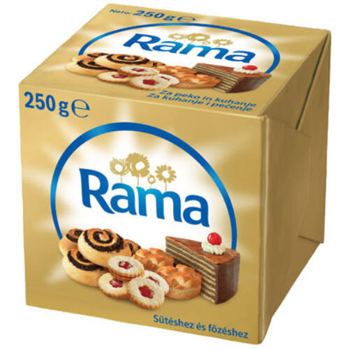 RAMA margarin kocka 250g 3015