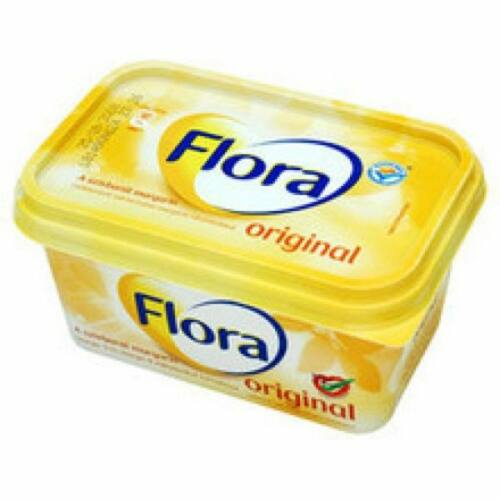 FLORA margarin  tégelyes 250g 3005