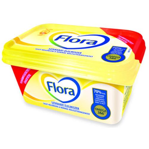 FLORA margarin  tégelyes 500g 3006