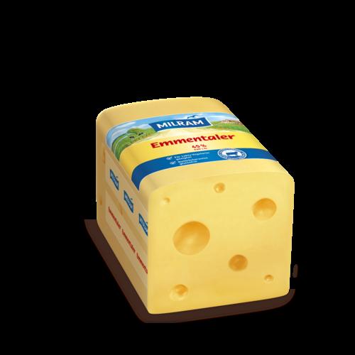 Milram Ementáli sajt 3kg tömb