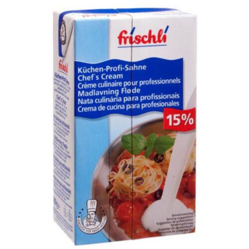 FRISCHLI főzőtejszín 15% 1L