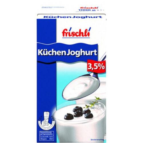 FRISCHLI natúr joghurt 3,5% 1L