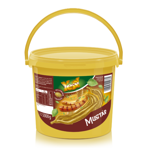 Yess Mustár 5kg