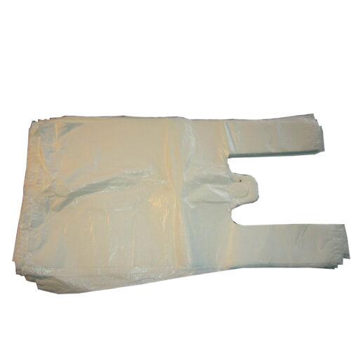 Csomagoló tasak PE fehér 40x50cm 500db/cs 13mc 3635