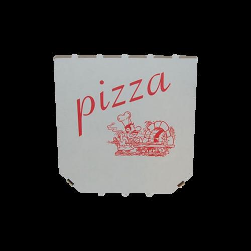 Pizzadoboz 32x32x4cm 100db/cs 6879 Kifutó termék!